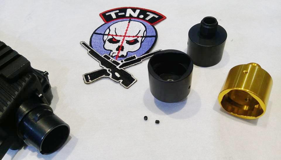 T-N.T. KSC-MP9/TP9 Adaptor