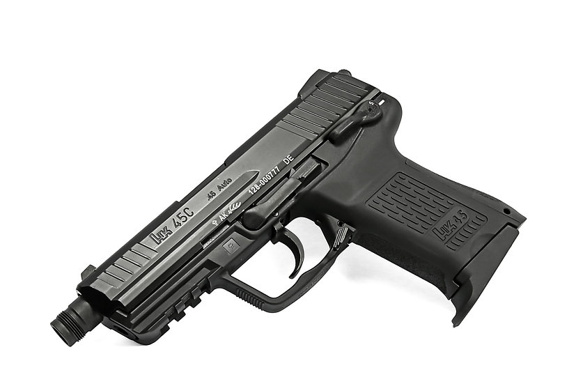 Umarex/VFC HK45 ct GBB Airsoft Pistol