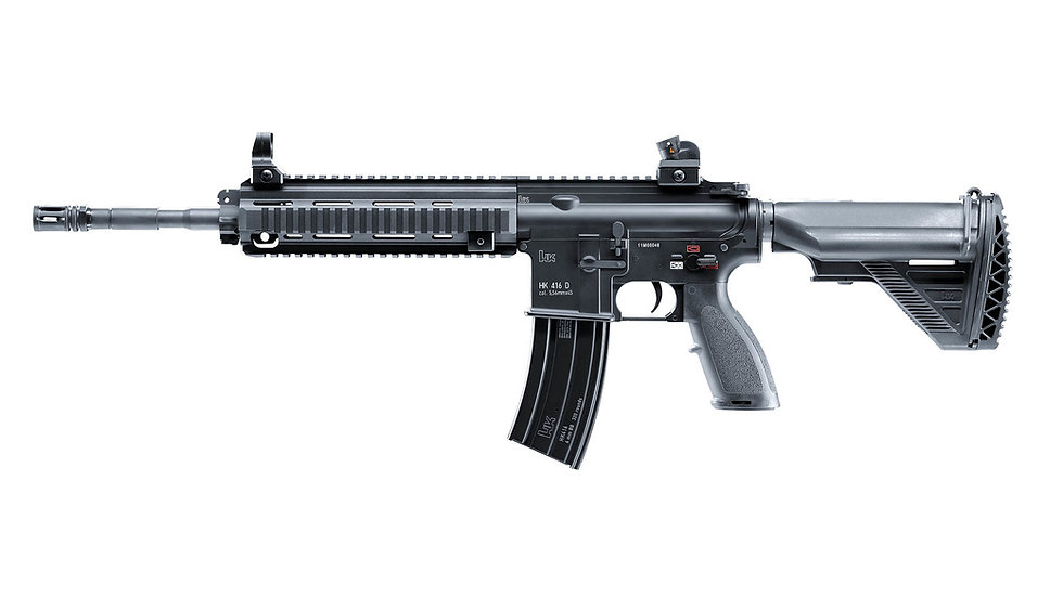 Upgraded Umarex M27 IAR Airsoft GBBR (Gen 2) by VFC