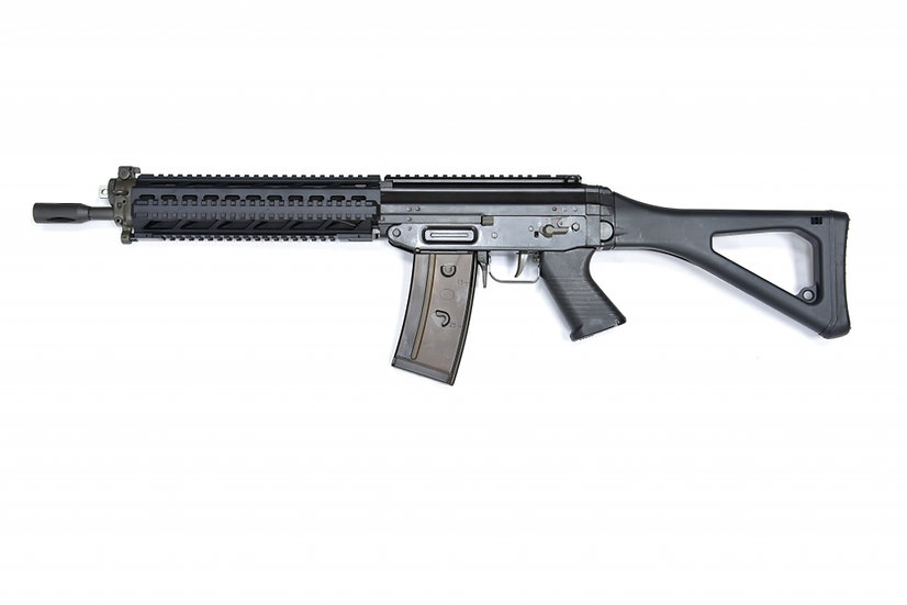 Upgraded GHK 551(BK) Tactical Rail Airsoft GBB Rifle