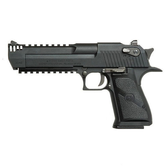 Upgraded Cybergun Desert Eagle L6 GBBR Airsoft Pistol - Black