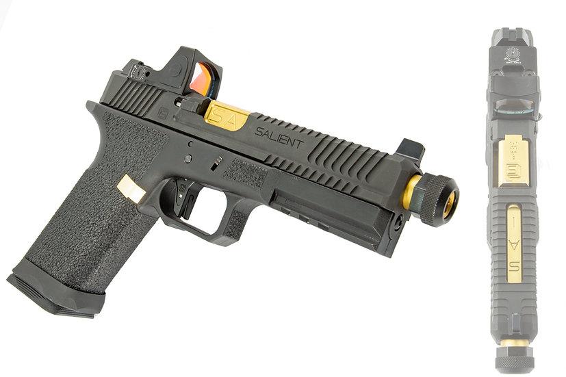 Upgrades EMG X RA-TECH SAI RMR BLU Glock Pistol