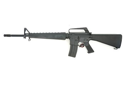 Upgraded CYMA M16A1 Airsoft AEG Rifle