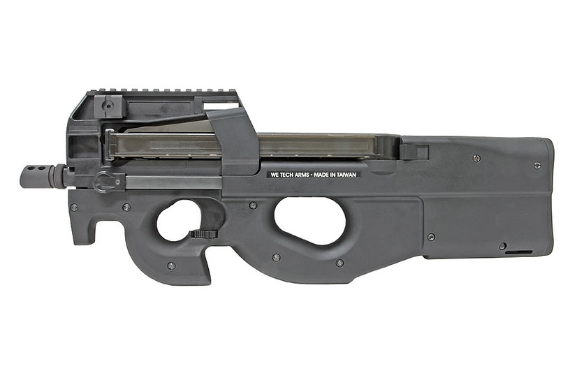 Upgraded WE P90 Airsoft GBB SMG (2020 ver)