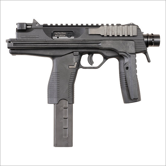 Upgraded KSC MP9 Airsoft GBB SMG