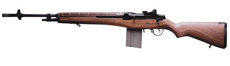 Upgraded G&G M14 Veteran AEG Airsoft rifle Vietnam War ( Real Wood )