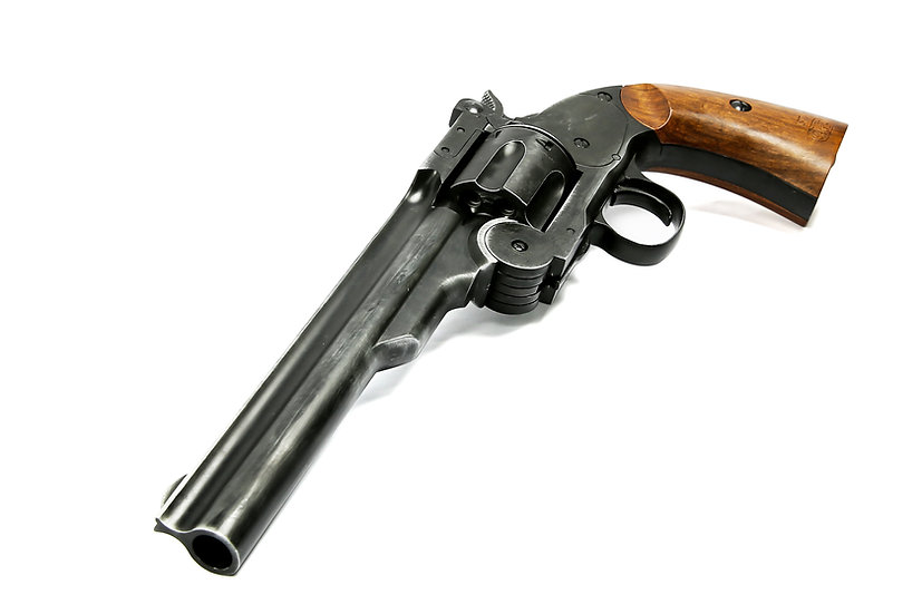 WG Major 3 1877 CO2 Revolver (6MM)