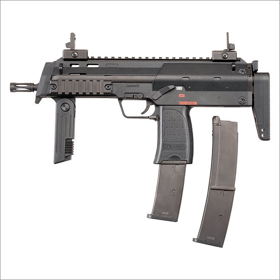 Upgraded Umarex KSC/KWA MP7A1 GBB Airsoft SMG