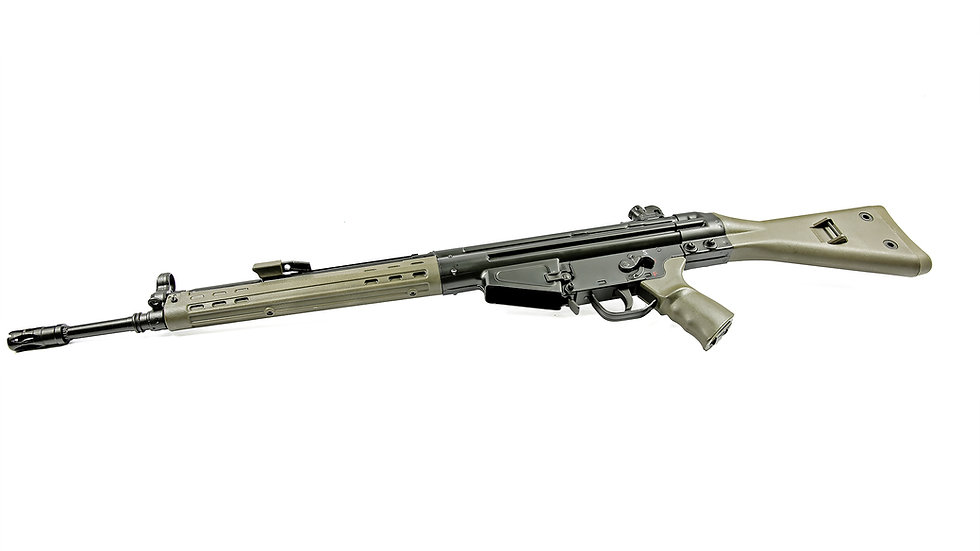 Upgraded LCT G3A3 Airsoft AEG Rifle