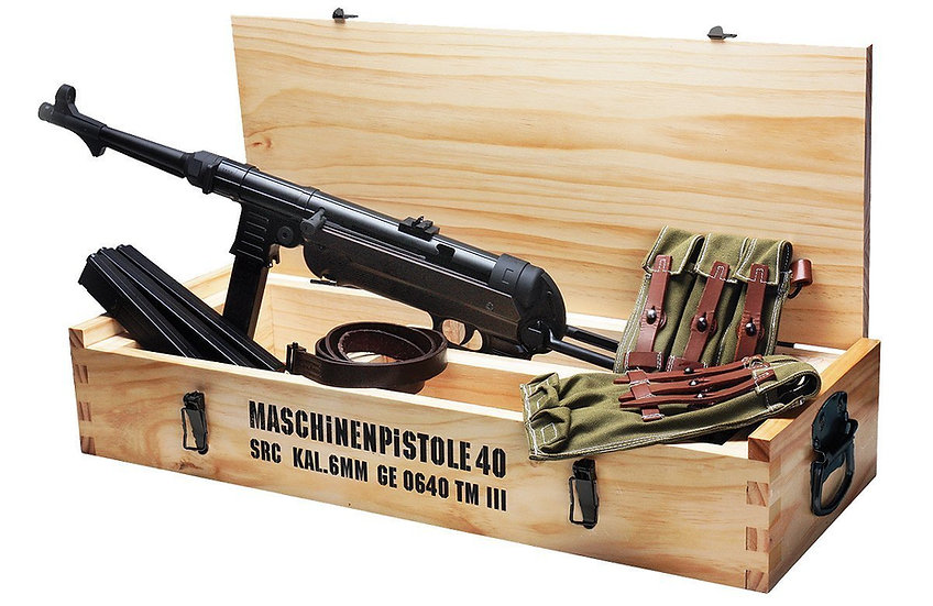 Deluxe & Upgraded SRC MP40 package