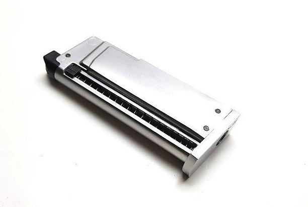 WE-Tech CT-25 Gas Pistol Magazine (Color: Silver)