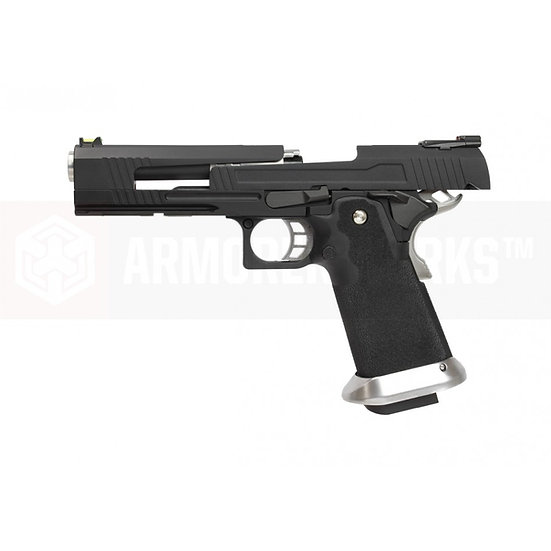 Upgraded AW Custom HX10 Hi-Capa Airsoft Pistol