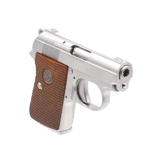 WE Colt .25 GBB Airsoft Pistol (Silver version)