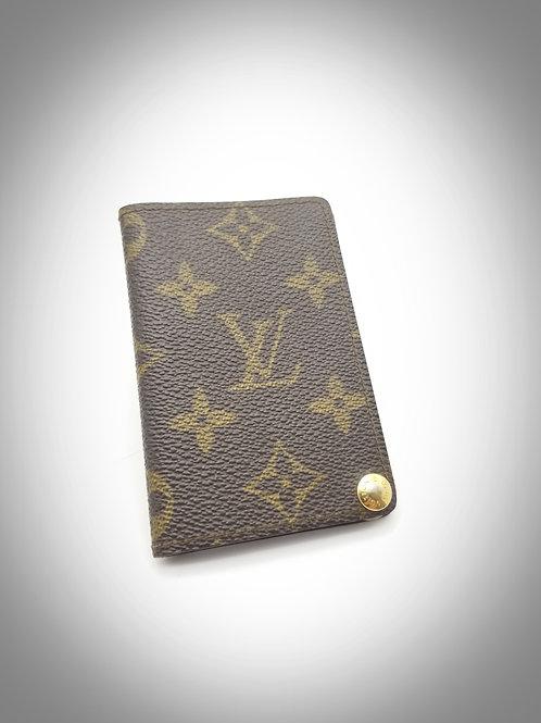 Louis Vuitton Card Case in Monogram Canvas