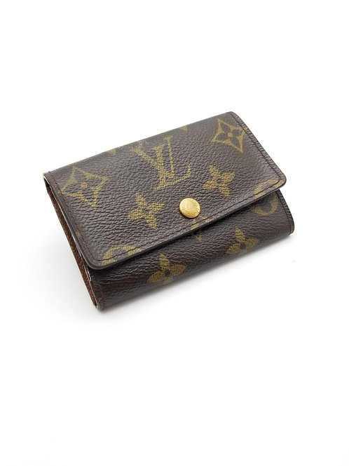 Louis Vuitton Multi Cles 6 Key Holder in Monogram Leather