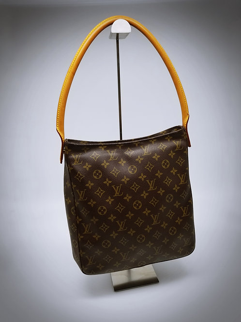 Louis Vuitton Looping in Monogram Canvas