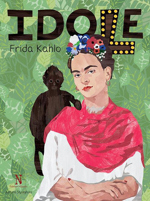 Frida Kahlo. collection Idole.