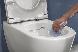 Hatria PURE RIM jednoduché čistenie WC