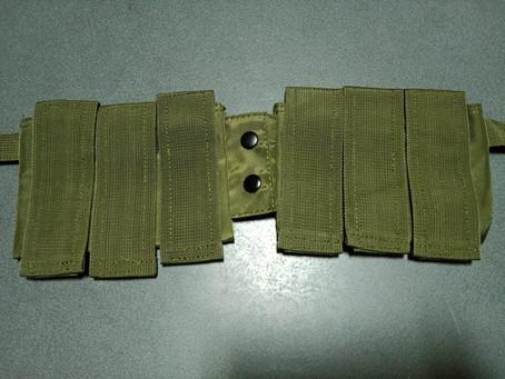 Fral Ballistics Delivering M203 18,000 Bandoleers