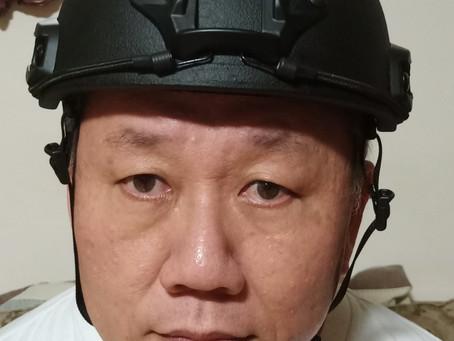 New Enhanced Ballistic Combat Helmet