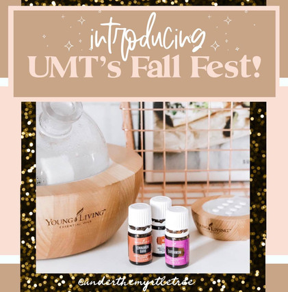 Fall Festivities & Vanilla Maple Body Polish