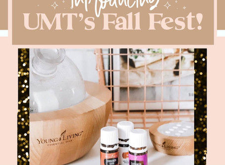 Fall Festivities & Vanilla Maple Body Polish