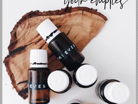 7 Ways To Reuse Your Empties