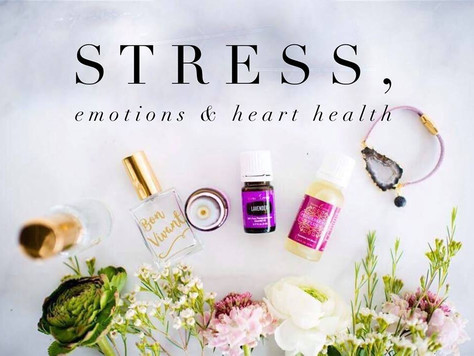 Stress, Emotions & Heart Health