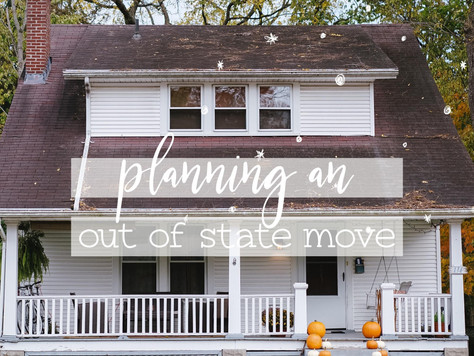 The Ultimate Guide To Moving Out Of State!