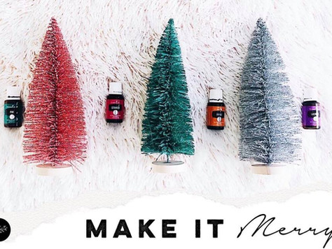 Simplify Your Gift Giving With Oils!