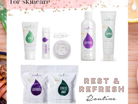 TOP 5 FAVES FOR SKINCARE