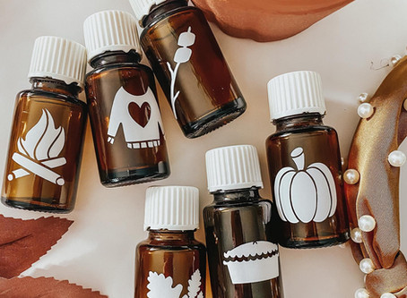 Pumpkin Spice & Everything Nice: Our Favorite Fall Diffuser Blends!