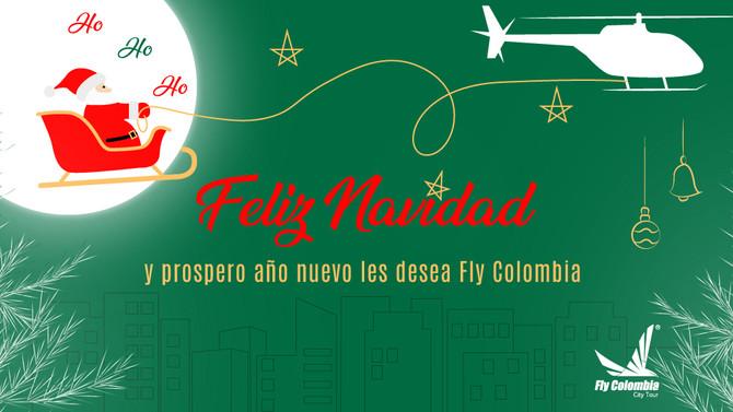 Navidad con Fly Colombia