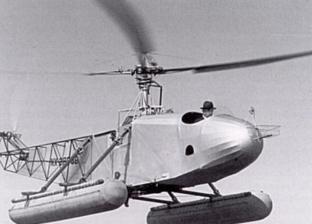 Historia del helicóptero y cómo Fly Colombia lo integra al turismo.