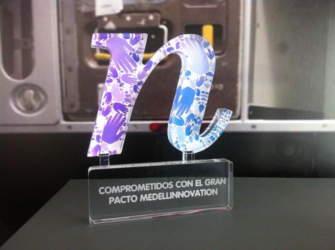 Fly Colombia City Tour comprometido con el gran pacto Medellín Innovation.