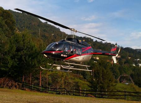 Volar en helicóptero, un sueño al alcance de todos