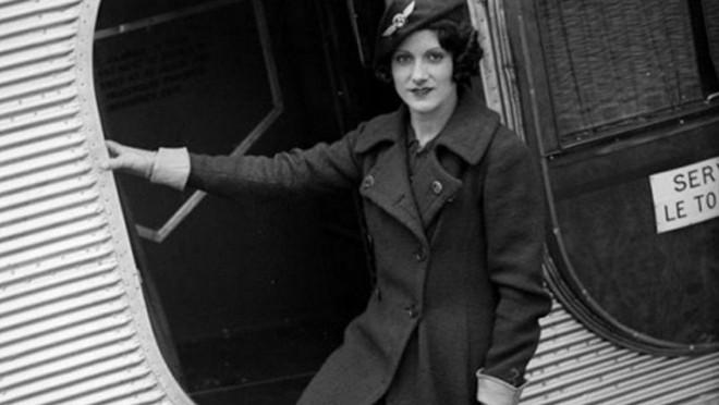 Ellen Church, la mujer que transformó el mundo de la aviación