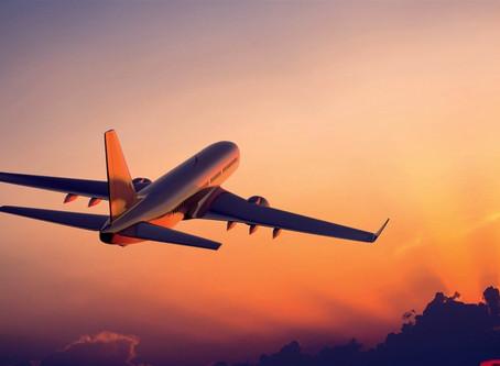 ¡La magia de la aviación!