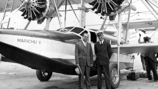 Un poco de historia del Aeropuerto Enrique Olaya Herrera