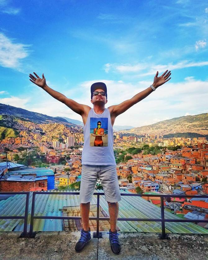 Roger B.Stillz, se llevó la mejor Fotografía de Medellín...