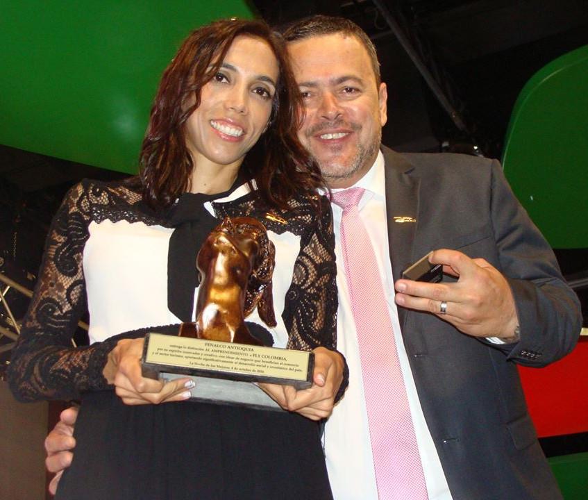 Diana Cristina y Diego Alberto
