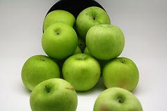 Fresh Australian Granny Smith Apples.