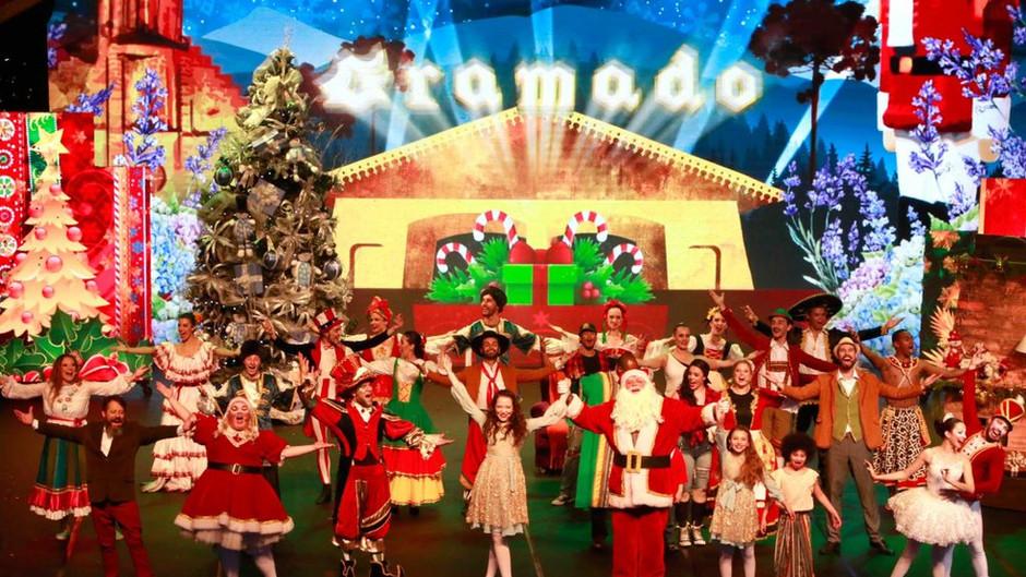Natal Pelo Mundo - Um Espetáculo Inesquecível