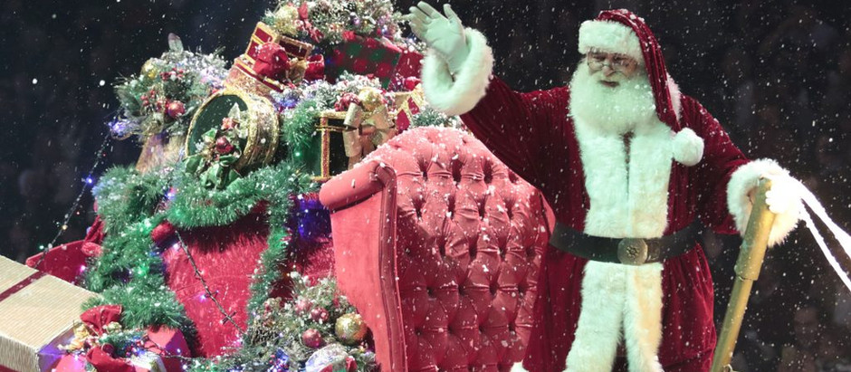 O Grande Desfile de Natal