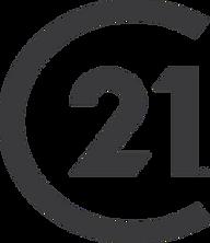 Black Century 21 logos.png