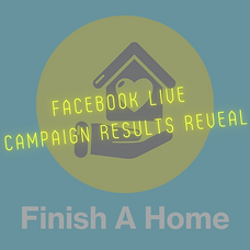 Finish a Home webpage & social media rev