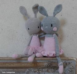 Luibunny et Ballerine