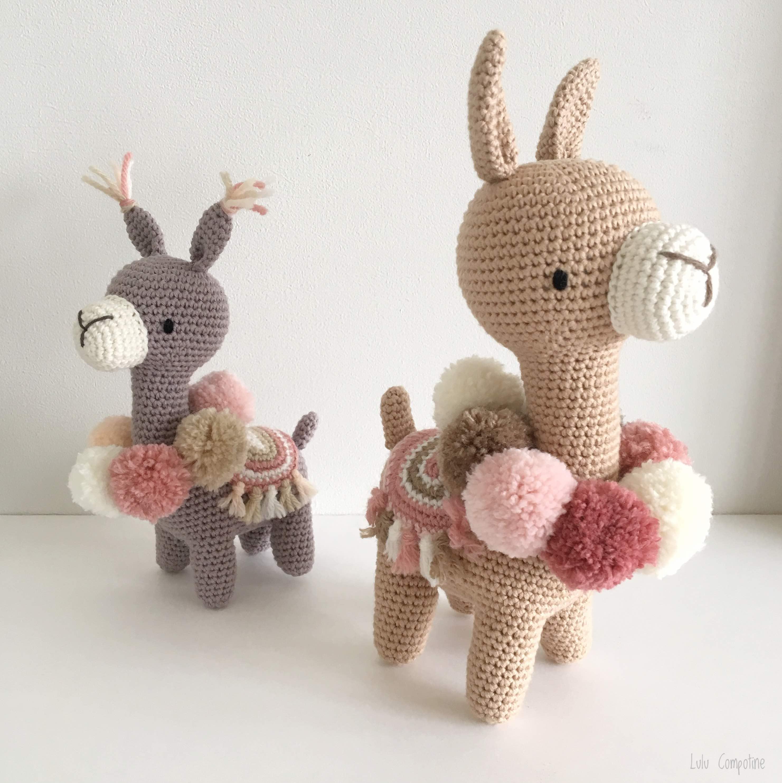 Marcia l'alpaca