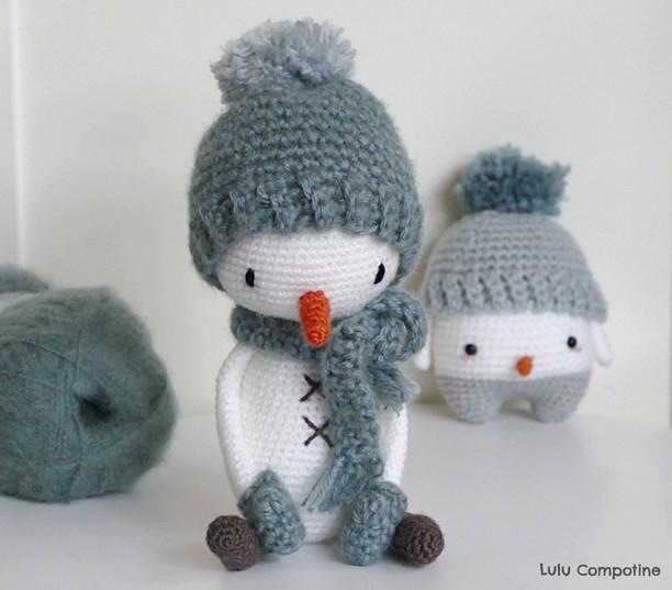 Vive les bonhommes de neige