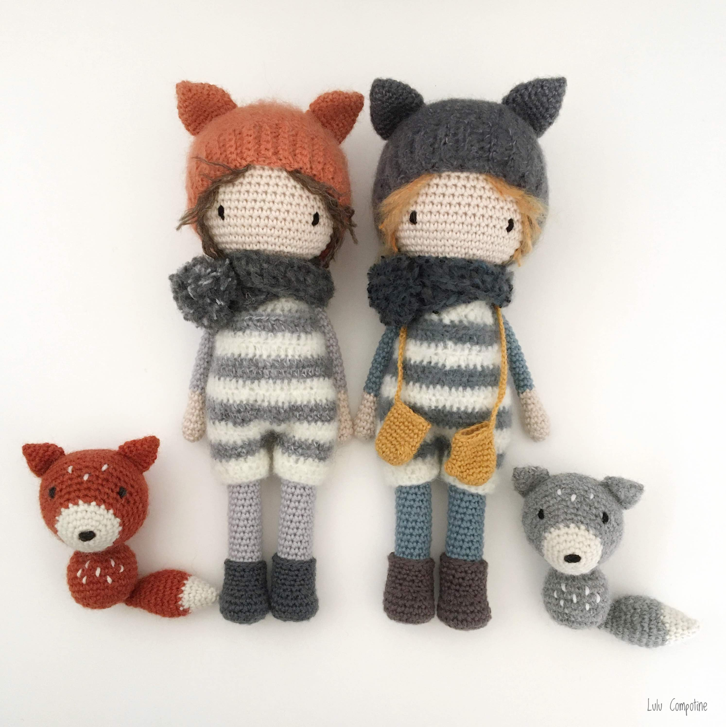 loup et renard